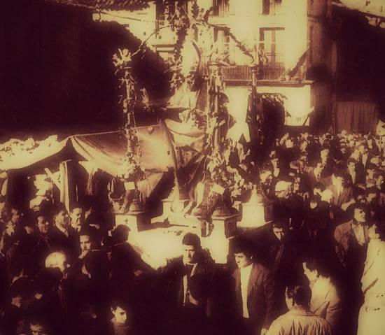 La processione S.Biagio