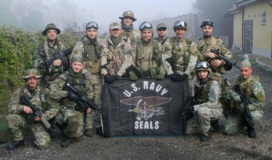 Navy SEALs Team