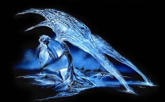 angelo di ghiaccio