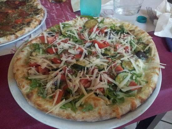 PIZZA PER LA ROTTY