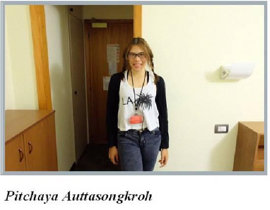 Pitchaya Auttasongkroh