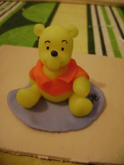 winnie the pooh pasta di mais