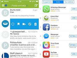 Libero Mail app