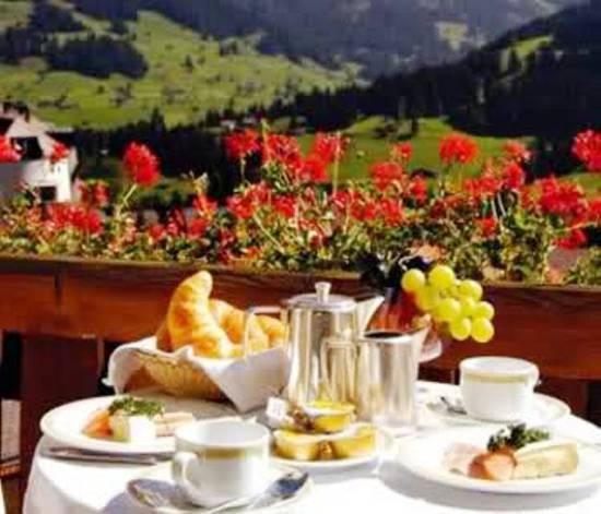 Buona colazione su passione intensa - Tavola di primavera idee ...