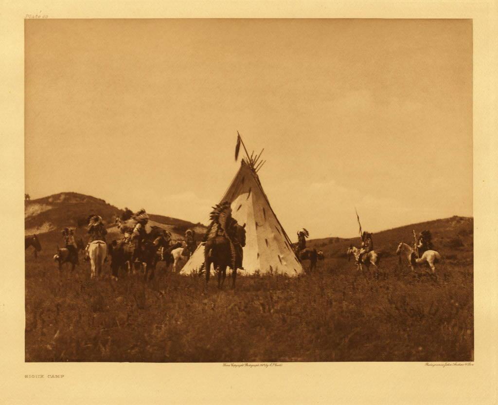 Il Gufo Su Indiani D America: Condividi La Foto Indiani D'america Dall'album INDIANI D