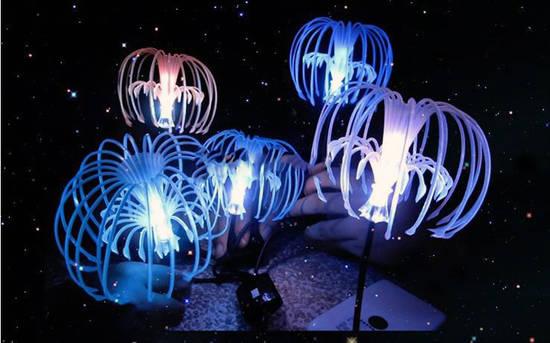 LAMPADA USB LUCI A LED LAMPADA A LED LUCE CON SENSORE LAMPADINE AVATAR ...