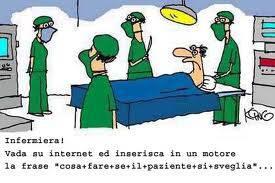 images paziente comica
