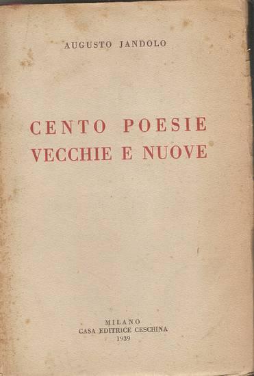 Cento poesie