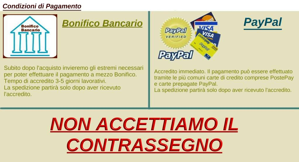 Condizioni di pagamento 2